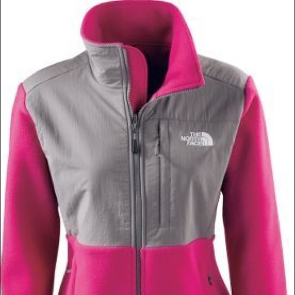 The North Face Jackets & Blazers - ⚡️the north face pink fleece jacket
